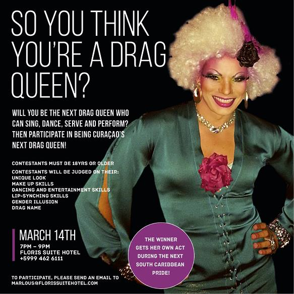 So You Think You're A Drag Queen?